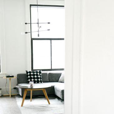 aranżacja wnętrza - pokój dzienny
