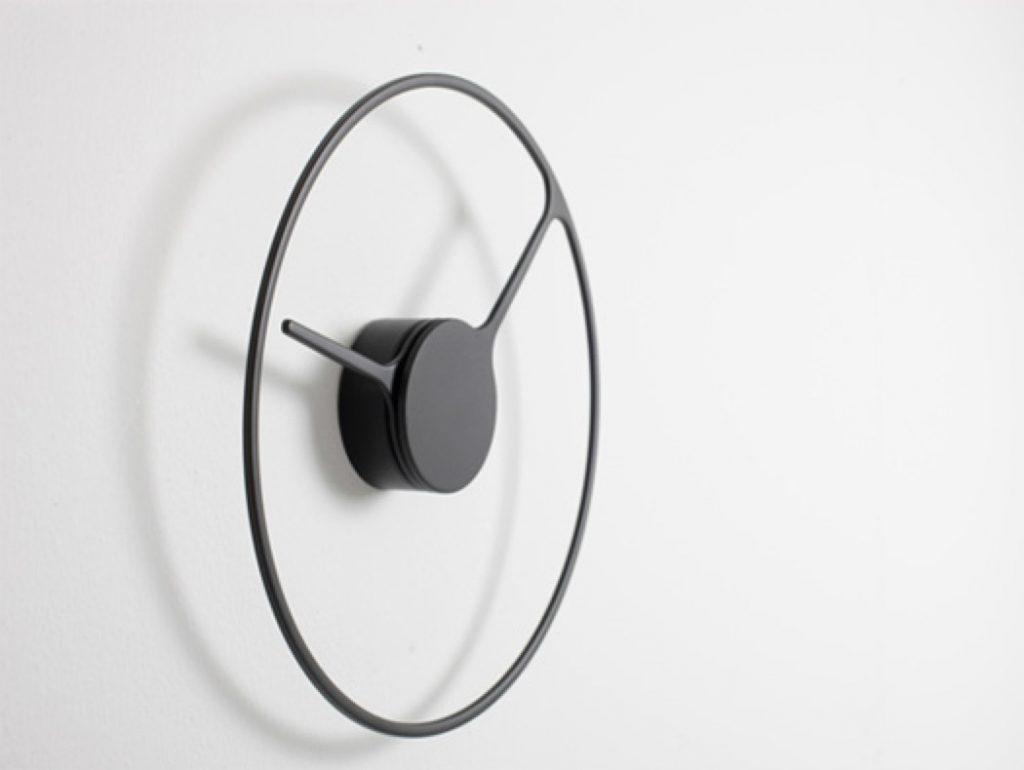 minimalizm simplika zegar